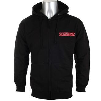 hoodie men's Scorpions - Black Out - PLASTIC HEAD - PH9869HSWZ