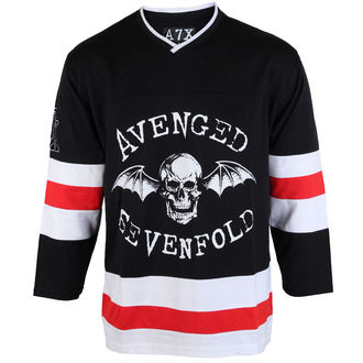 t-shirt metal men's Avenged Sevenfold - RED 7 - BRAVADO, BRAVADO, Avenged Sevenfold