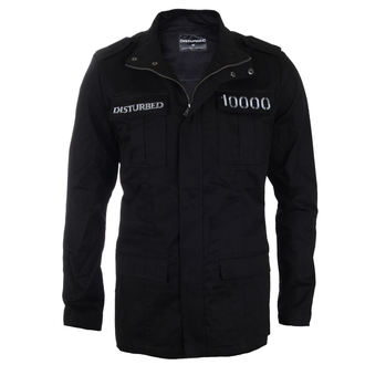 spring/fall jacket men's Disturbed - YER MILITARY - BRAVADO