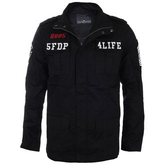 spring/fall jacket men's Five Finger Death Punch - MILITARY - BRAVADO, BRAVADO, Five Finger Death Punch