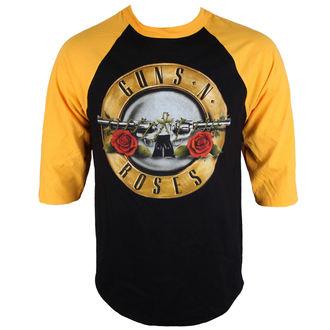 t-shirt metal men's Guns N' Roses - BULLET - BRAVADO, BRAVADO, Guns N' Roses