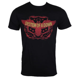 t-shirt metal men's System of a Down - SPREAD EAGLE - BRAVADO, BRAVADO, System of a Down
