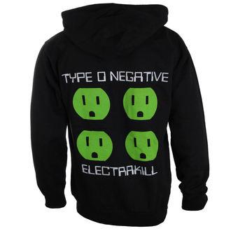hoodie men's Type o Negative - Slow, Deep & Hard - BRAVADO, BRAVADO, Type o Negative