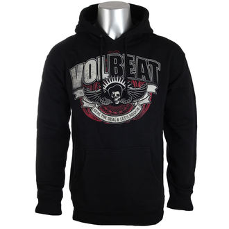 hoodie men's Volbeat - BRAVADO - BRAVADO, BRAVADO, Volbeat