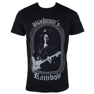t-shirt metal men's Rainbow - Blackmore´s - PLASTIC HEAD, PLASTIC HEAD, Rainbow