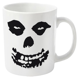 cup Misfits - All Over Skull - PLASTIC HEAD, PLASTIC HEAD, Misfits