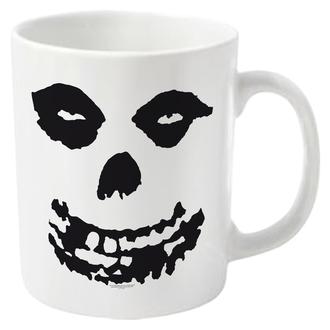 cup Misfits - All Over Skull - PLASTIC HEAD