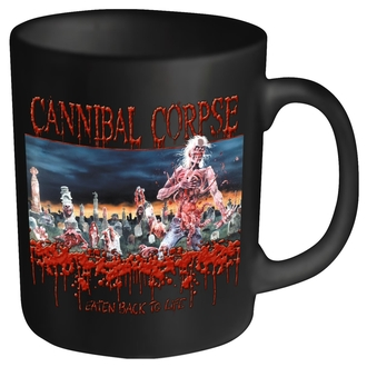 cup Cannibal Corpse - Eaten - PLASTIC HEAD, PLASTIC HEAD, Cannibal Corpse
