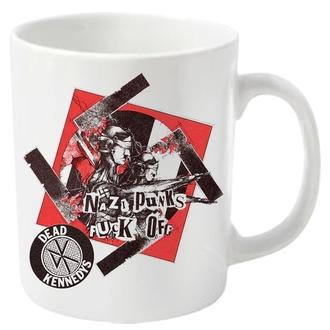 cup Dead Kennedys - Nazi Punks - PLASTIC HEAD - PHMUG224