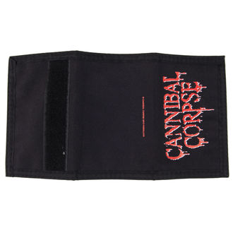 wallet Cannibal Corpse - Logo - PLASTIC HEAD, PLASTIC HEAD, Cannibal Corpse