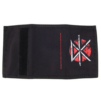 wallet Dead Kennedys - Distressed Logo - PLASTIC HEAD, PLASTIC HEAD, Dead Kennedys