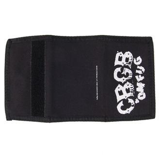 wallet CBGB - Logo - PLASTIC HEAD, PLASTIC HEAD