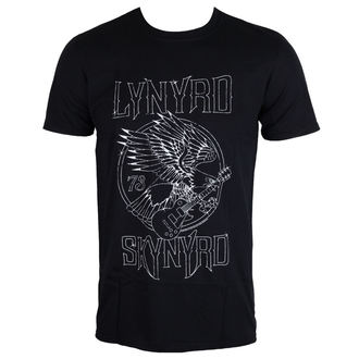 t-shirt metal men's Lynyrd Skynyrd - Eagle Guitar 73 - PLASTIC HEAD, PLASTIC HEAD, Lynyrd Skynyrd