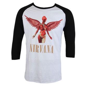 t-shirt metal men's Nirvana - In Utero - PLASTIC HEAD, PLASTIC HEAD, Nirvana