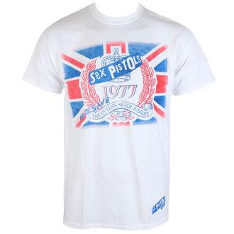 t-shirt metal men's Sex Pistols - Silver Jubilee - PLASTIC HEAD, PLASTIC HEAD, Sex Pistols