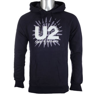 hoodie men's U2 - Songs Of Innocence - PLASTIC HEAD, PLASTIC HEAD, U2