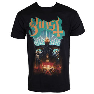 t-shirt metal men's Ghost - Meliora - PLASTIC HEAD, PLASTIC HEAD, Ghost