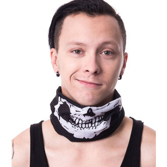 kerchief POIZEN INDUSTRIES - SM1 SNOOD - WHITE - POI162