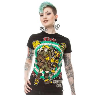 t-shirt women's - STEAMPUNK LEGEND T - CUPCAKE CULT, CUPCAKE CULT