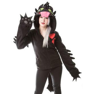 hoodie women's - DRAGON COSPLAY - CUPCAKE CULT, CUPCAKE CULT
