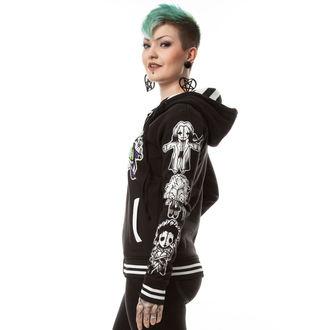 hoodie women's - VOODOO IDOL - CUPCAKE CULT, CUPCAKE CULT