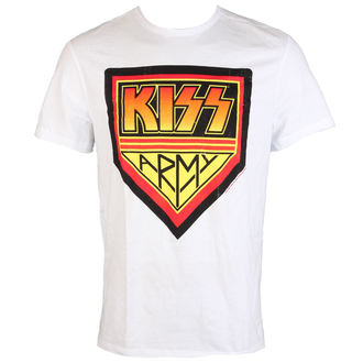 t-shirt metal men's Kiss - ARMY - AMPLIFIED, AMPLIFIED, Kiss