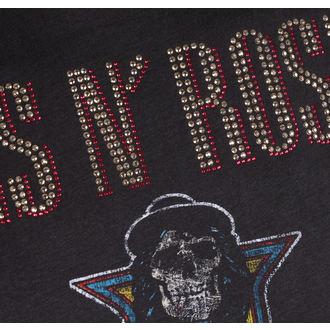 t-shirt metal men's Guns N' Roses - CLASSIC DIAMANTE - AMPLIFIED, AMPLIFIED, Guns N' Roses