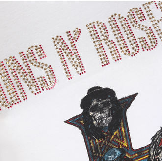 t-shirt metal women's Guns N' Roses - CLASSIC DIAMANTE - AMPLIFIED, AMPLIFIED, Guns N' Roses