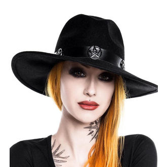 hat KILLSTAR - Omen Sigil Fedora, KILLSTAR