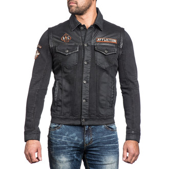 spring/fall jacket men's - Bike Cutter - AFFLICTION, AFFLICTION
