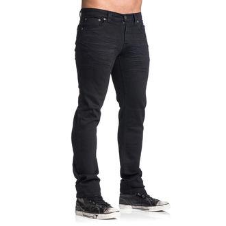 pants men AFFLICTION - Gage Rising - Black, AFFLICTION