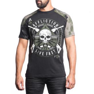 t-shirt hardcore men's - Ace Lightning - AFFLICTION, AFFLICTION