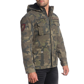 spring/fall jacket men's - Rusty Break - AFFLICTION, AFFLICTION