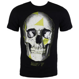 t-shirt street men's - Black - IRON FIST - IAM005139_Black