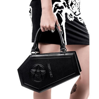 handbag (bag) KILLSTAR - Kimmi Kurses Coffin - K-BAG-F-2102