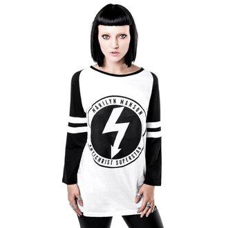 t-shirt women's Marilyn Manson - Wormboy - KILLSTAR, KILLSTAR, Marilyn Manson