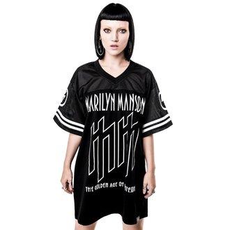 t-shirt women's Marilyn Manson - Ka-Boom Ka-Boom - KILLSTAR, KILLSTAR, Marilyn Manson