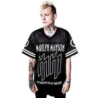 t-shirt women's Marilyn Manson - Ka-Boom Ka-Boom - KILLSTAR - K-TSH-U-2204