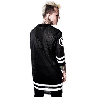 t-shirt women's Marilyn Manson - Use Your Fist Hockey Team - KILLSTAR - K-DRS-F-2209