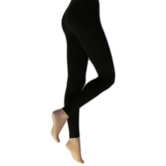 pants women (leggings) LEGWEAR - everyday - black, LEGWEAR