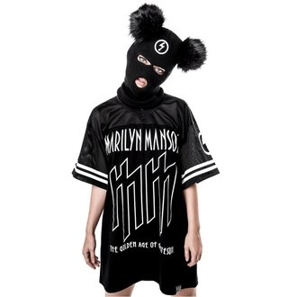 cap (balaclava) KILLSTAR x MARILYN MANSON - Mouse Trap, KILLSTAR, Marilyn Manson