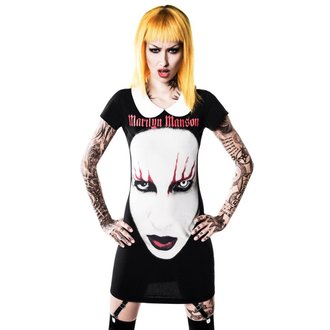 dress women KILLSTAR x MARILYN MANSON - Spell Master Suspender, KILLSTAR, Marilyn Manson
