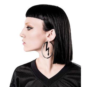 earring KILLSTAR x MARILYN MANSON - Number 7 - Silver, KILLSTAR, Marilyn Manson