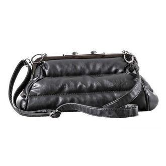 handbag (bag) QUEEN OF DARKNESS - Skulls, QUEEN OF DARKNESS
