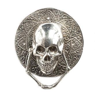 Decoration (knocker) QUEEN OF DARKNESS - Silver Door, QUEEN OF DARKNESS
