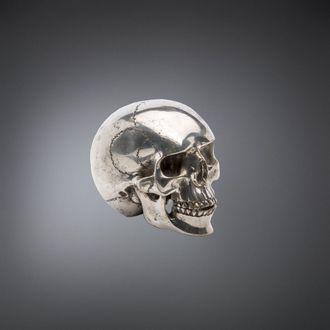 decoration QUEEN OF DARKNESS - Metal Skull, QUEEN OF DARKNESS