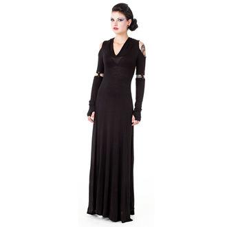 dress women QUEEN OF DARKNESS - Black, QUEEN OF DARKNESS