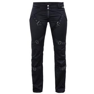 pants women QUEEN OF DARKNESS - Black, QUEEN OF DARKNESS