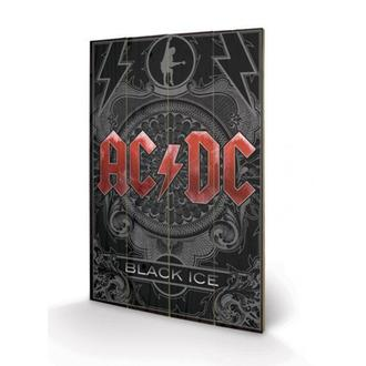 wooden image AC / DC - Black Ice - SW10319P