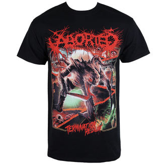 t-shirt metal men's Aborted - TERMINATION REOUX - RAZAMATAZ, RAZAMATAZ, Aborted